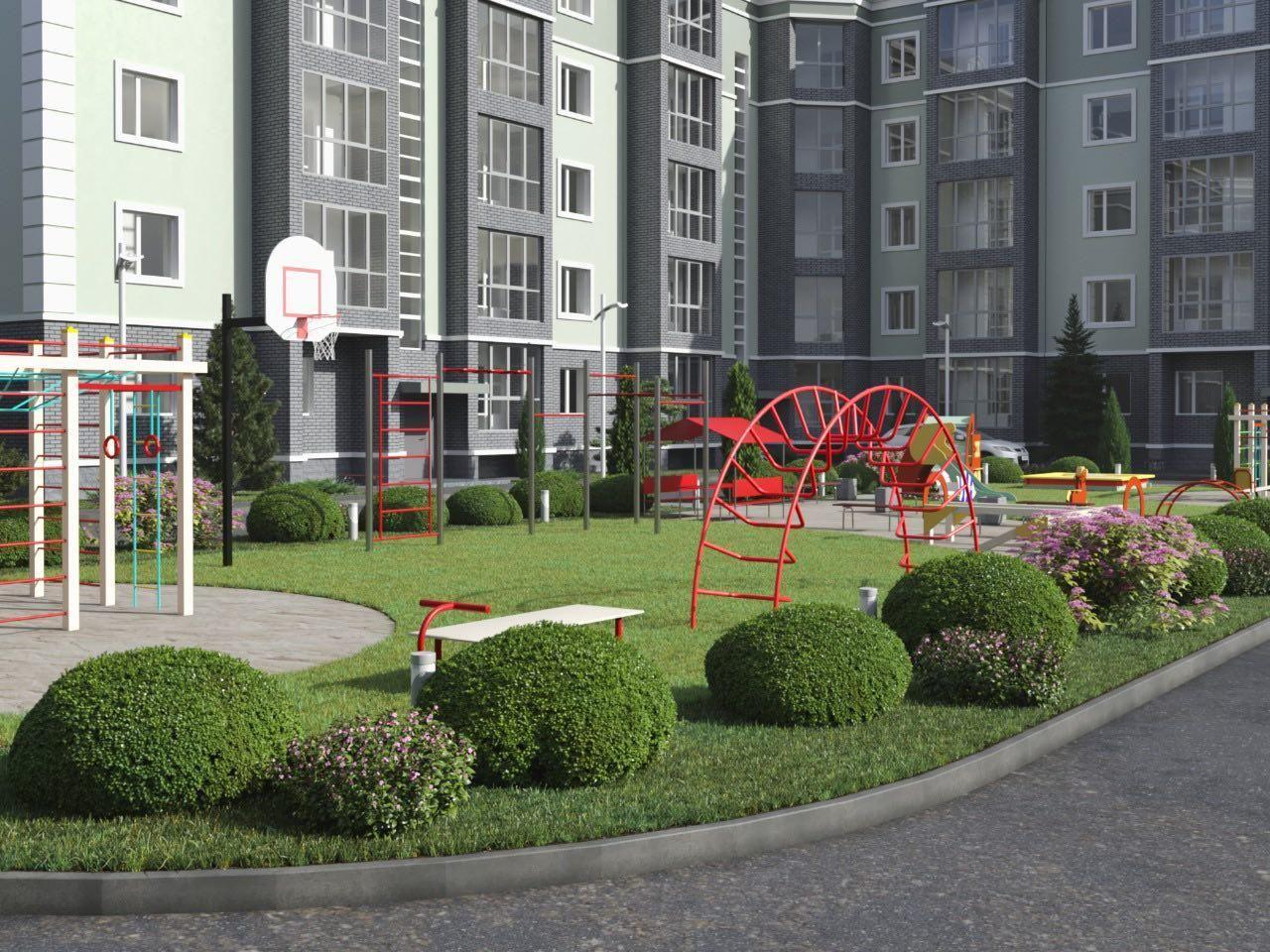 жилой комплекс Мирас