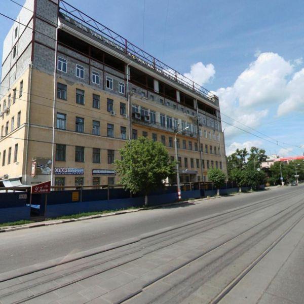 Офисное здание на ул. Октябрьской Революции, 43