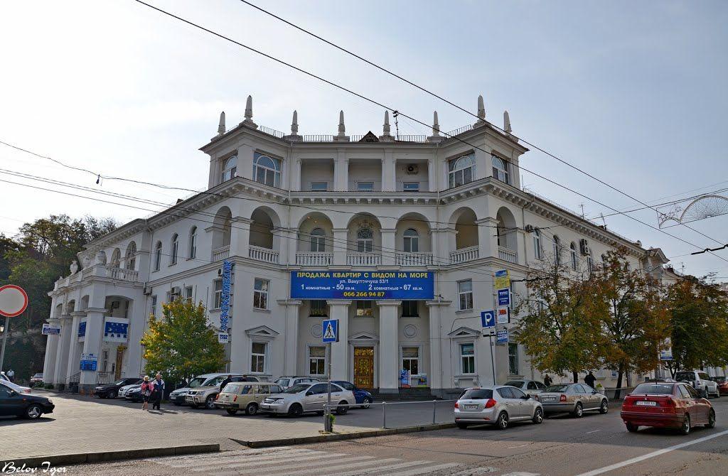 Офисная недвижимость.аренда офисов в центре г.севастополя тсж и коммерческая недвижимость