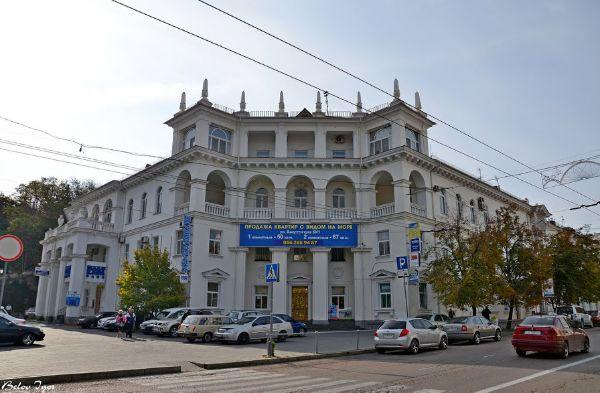 Бизнес-центр Севастополь