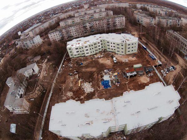 4-я Фотография ЖК «пр-д Титова 13»