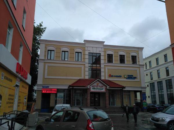 Торгово-офисный комплекс на Первомайском проспекте, 31А