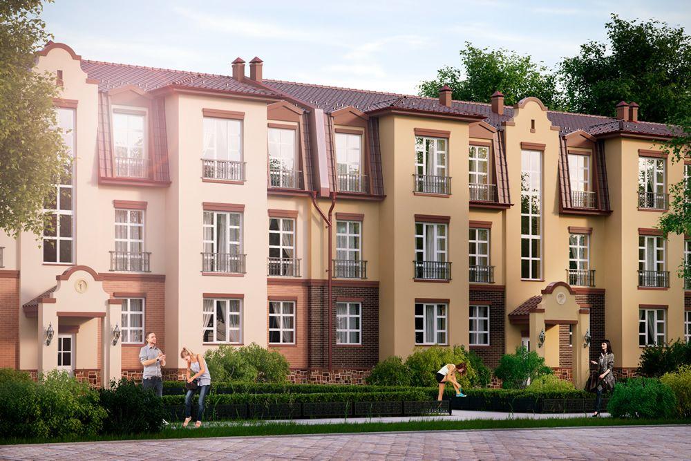 купить квартиру в ЖК Юсупово Life Park