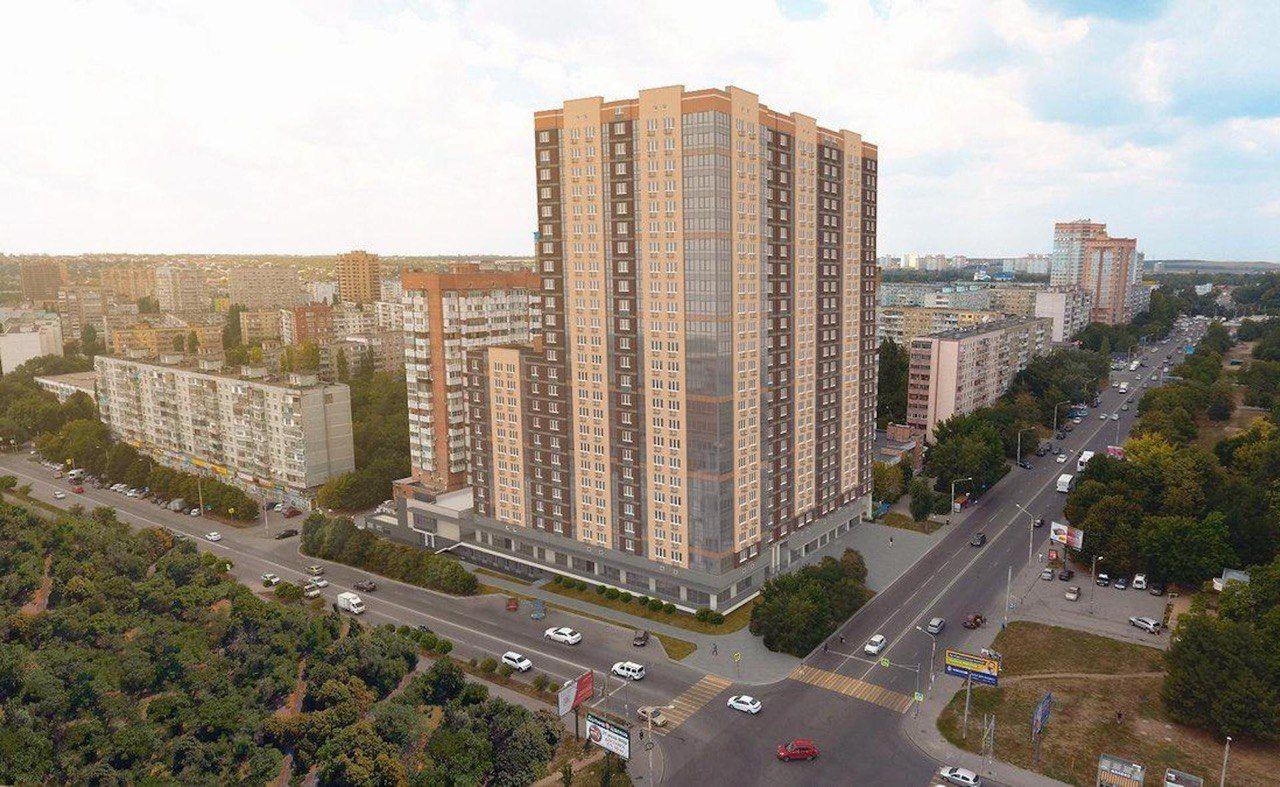купить квартиру в ЖК Гагарин