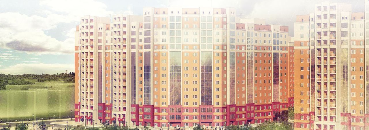 жилой комплекс Серебряный берег