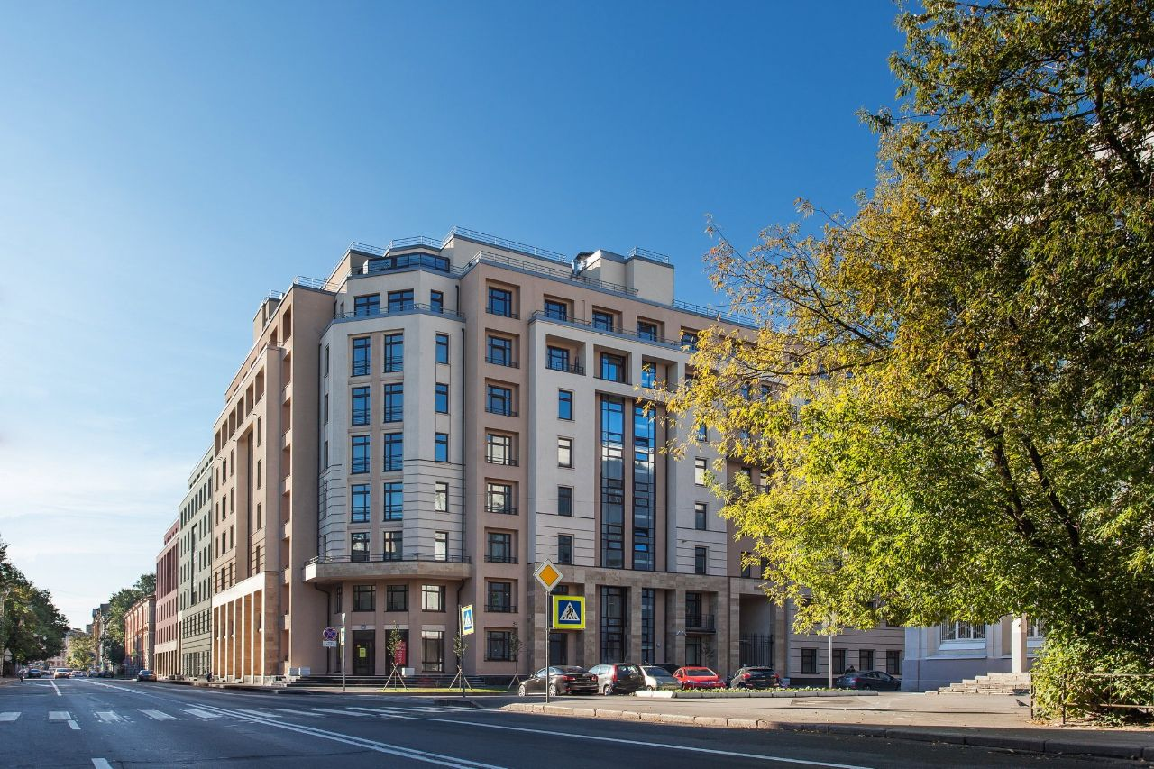 продажа квартир На Гребецкой