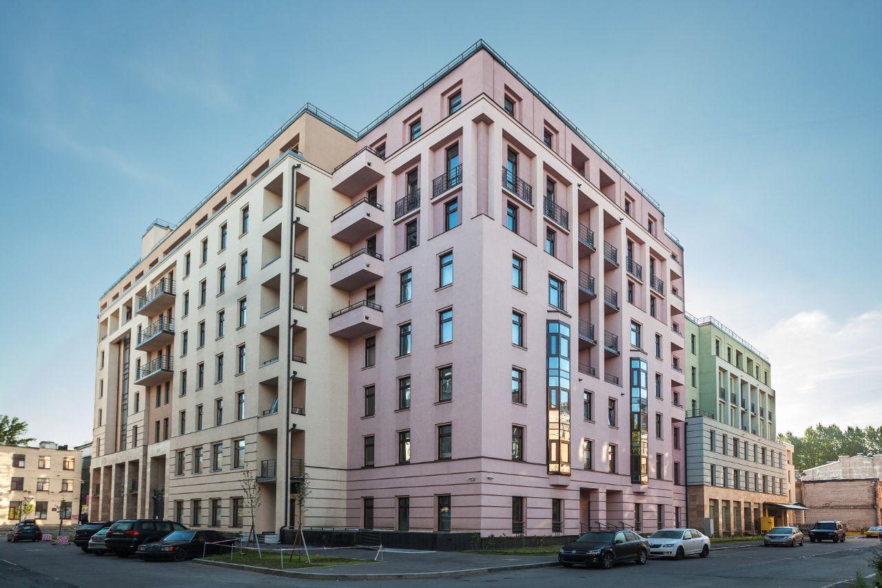 купить квартиру в ЖК На Гребецкой
