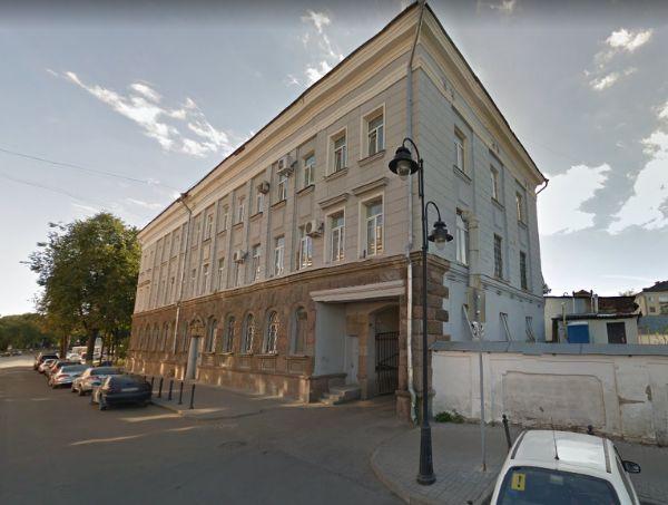 Административное здание на ул. Советская, 20