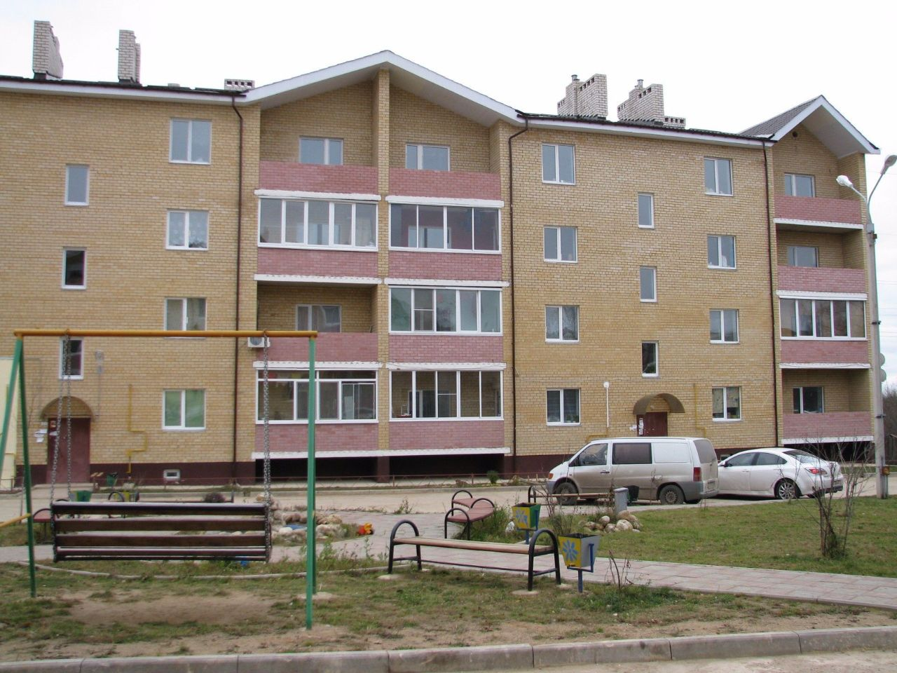 жилой комплекс по ул. Никольская
