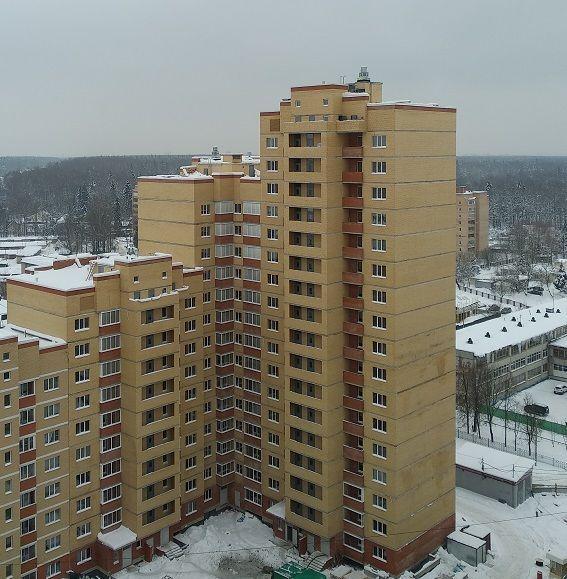 жилой комплекс ул. Нахимова, 16