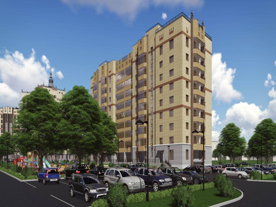 купить квартиру в ЖК Лондон