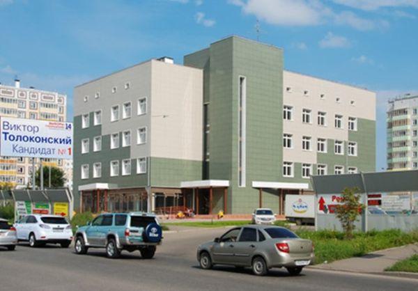 Бизнес-центр Алексеевский