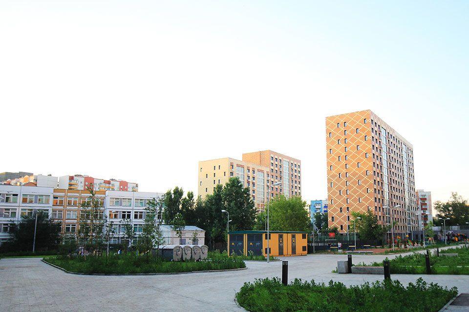 жилой комплекс На Симоновском
