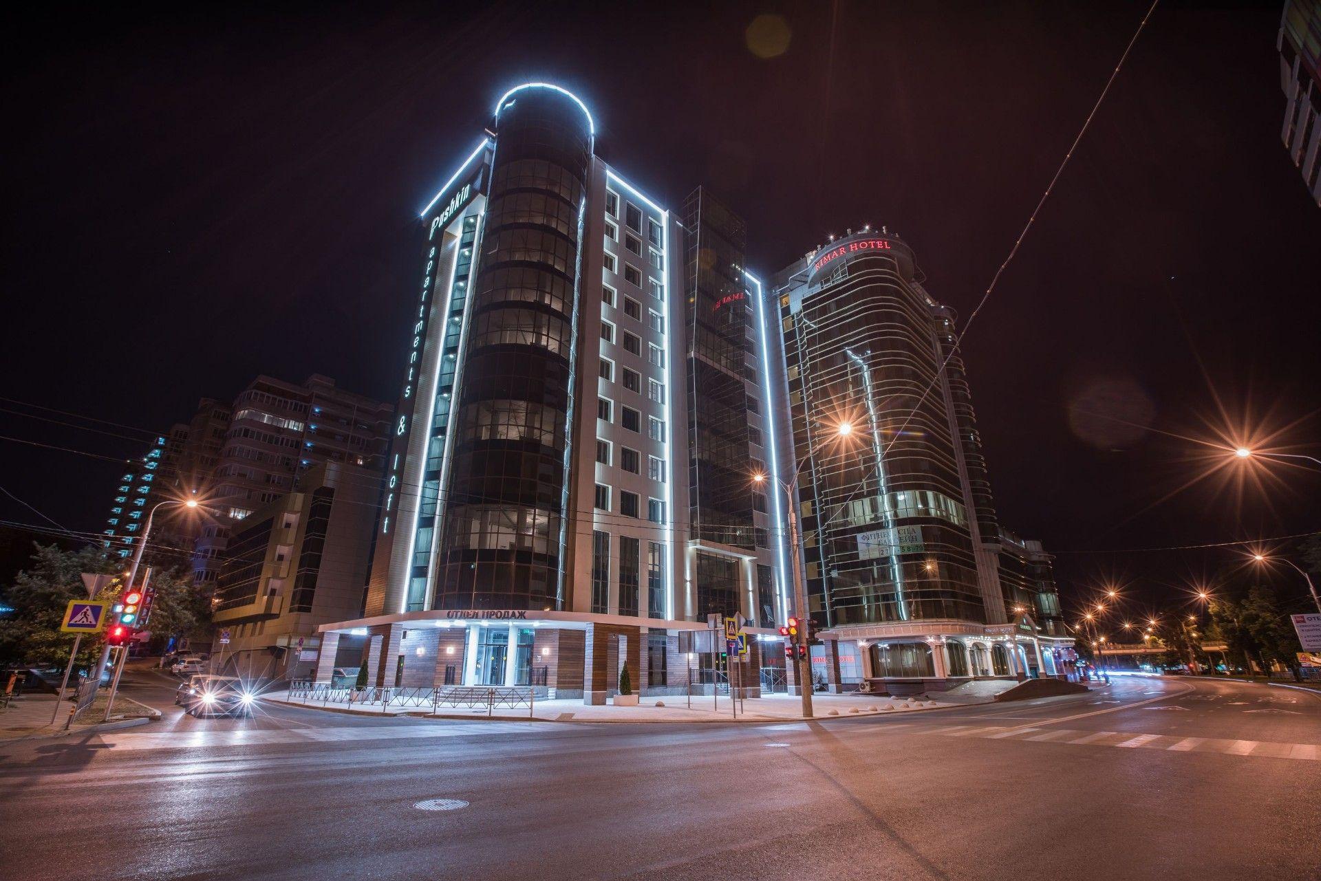 продажа квартир Pushkin Apartments & Loft (Пушкин)