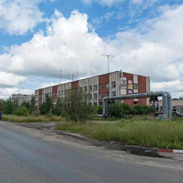 Отдельно стоящее здание на ул. Воронина, 40
