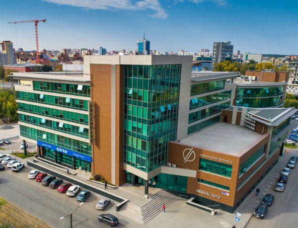 Офисный центр Greenplex (Гринплекс)