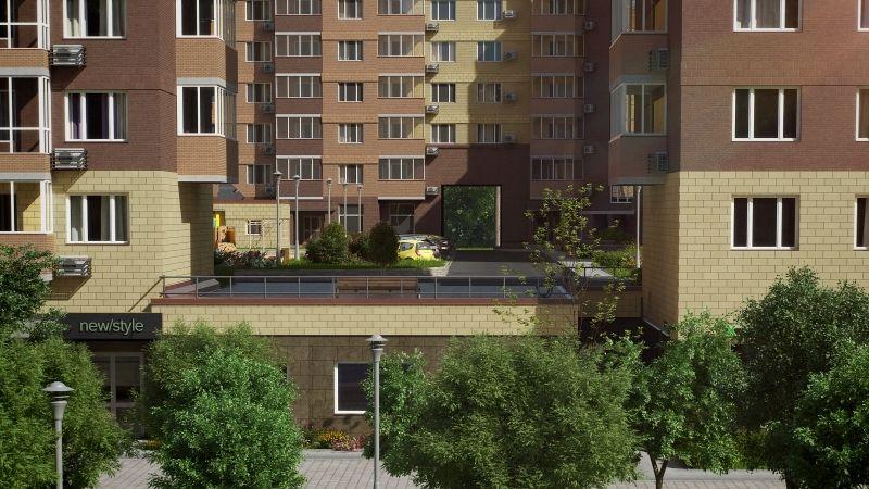 купить квартиру в ЖК Опалиха Парк