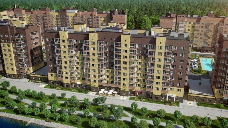 продажа квартир Опалиха Парк