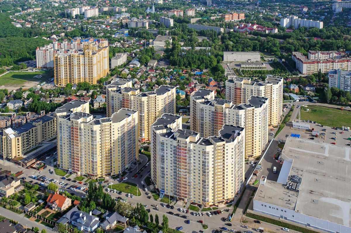 жилой комплекс ул. Шишкова