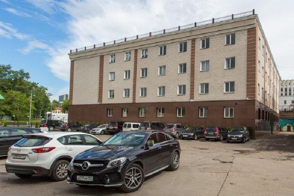 Офисно-складской комплекс Красный дом