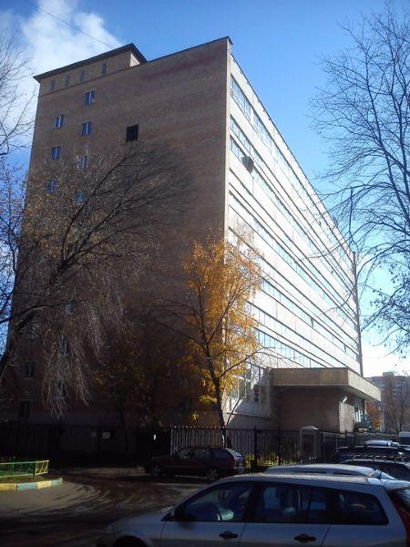 Отдельно стоящее здание на ул. Ташкентская, 15к2