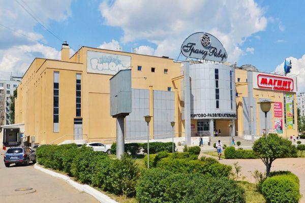 Торгово-развлекательный центр Гранд Ривер (Grand River)