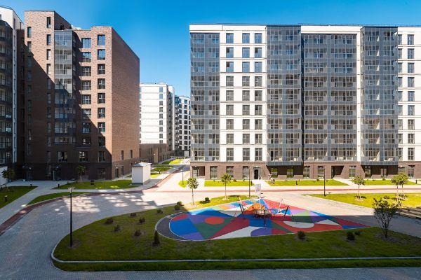 3-я Фотография ЖК «Ligovsky city-Первый квартал (Лиговский сити-Первый квартал)»