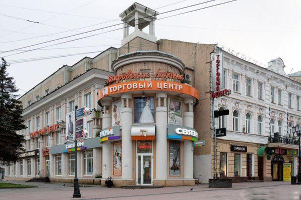 Торговый центр Покровские ворота