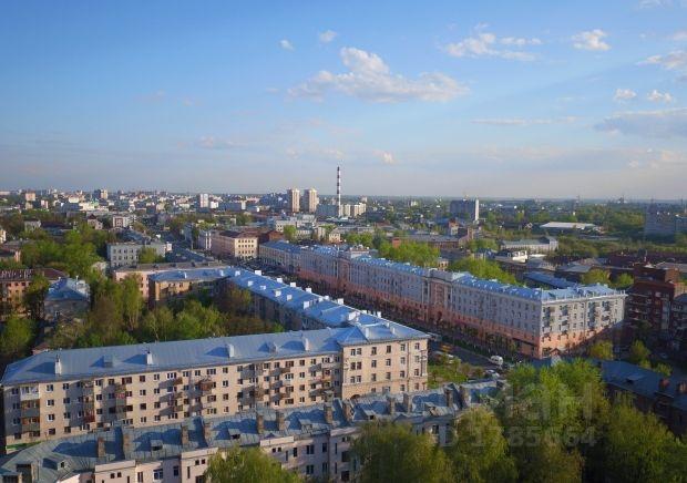 Продается трехкомнатная квартира за 3 050 000 рублей. Россия, Иваново, улица Карла Маркса, 4.