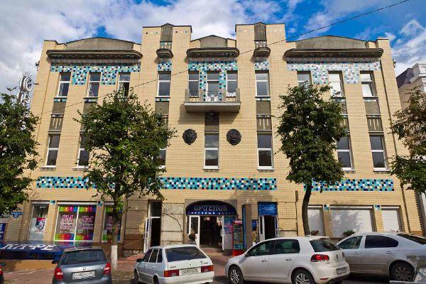Торгово-офисный комплекс Орленок
