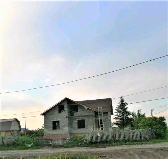Продаю дом 161м² Омская область, Омский район, Ростовка поселок - база ЦИАН, объявление 224576036