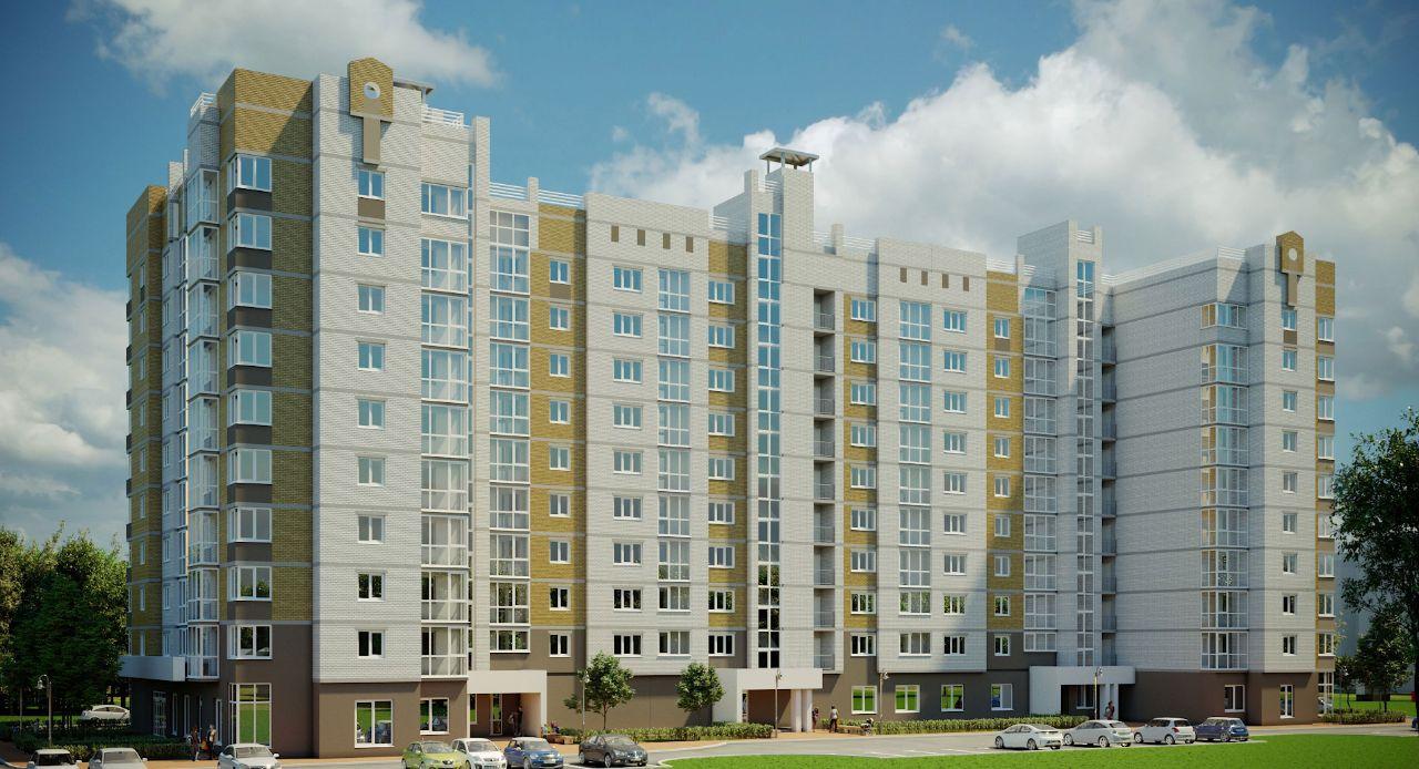 купить квартиру в ЖК Смарт-Квартал
