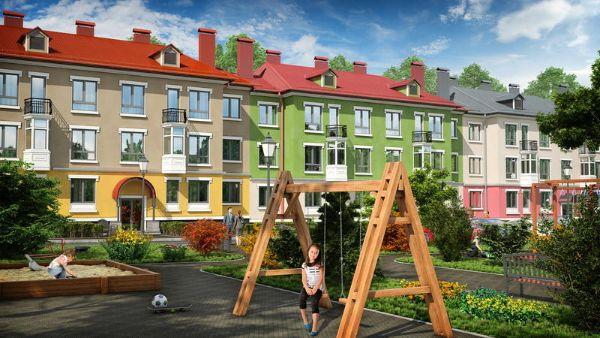 1-я Фотография ЖК «Клубный поселок Женева»