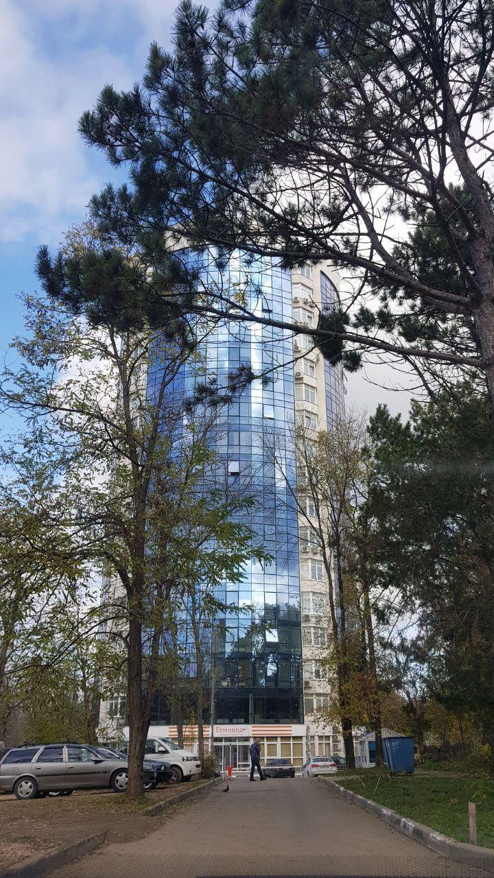 жилой комплекс на ул. Беспалова