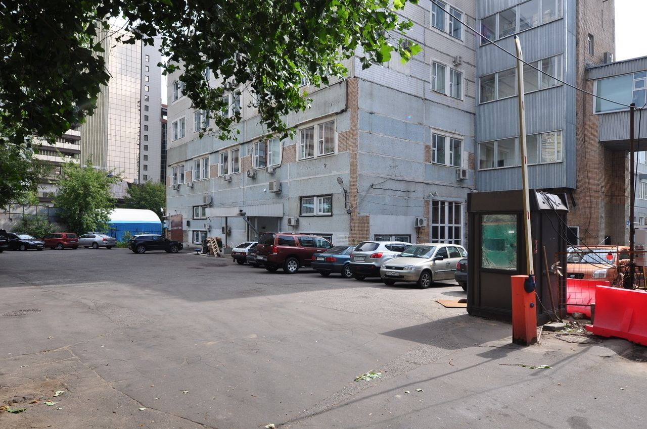 Бизнес Центр на ул. Воронцовская, 35Бк2
