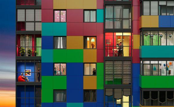 7-я Фотография ЖК «Дом на бульваре»