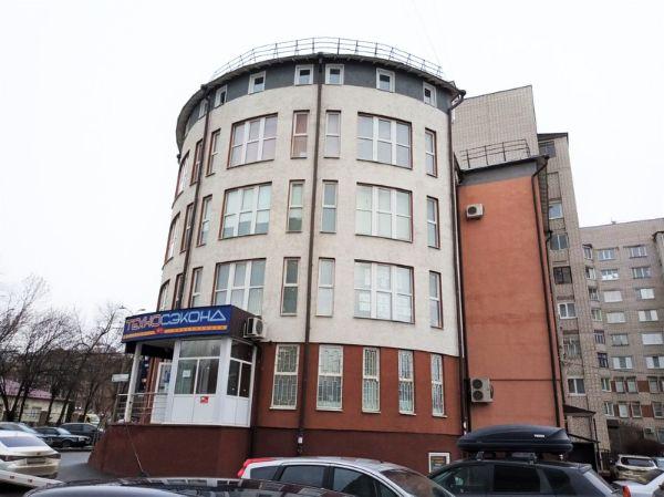 Офисное здание на ул. Усти-на-Лабе, 16А