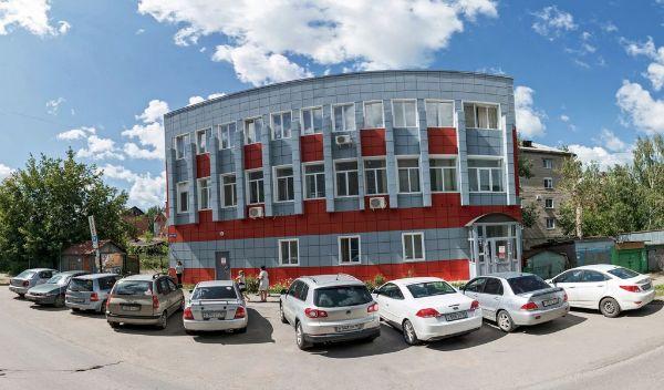 Многофункциональный комплекс на ул. Киевская, 105Б