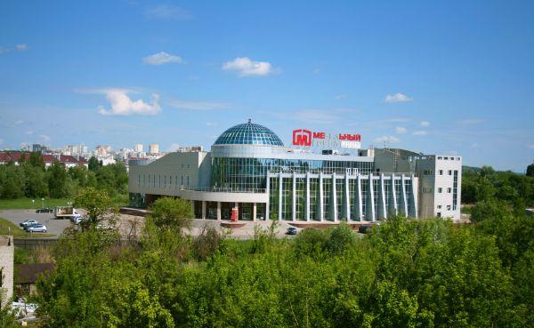 Специализированный торговый центр Мебельный город