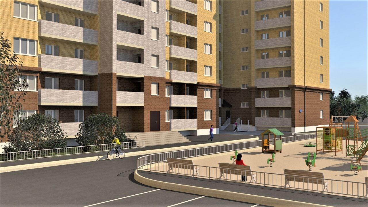 жилой комплекс 2020