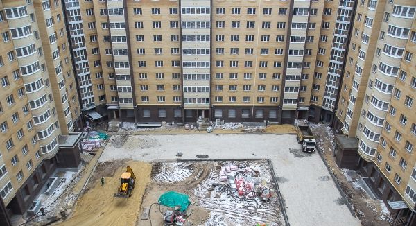 4-я Фотография ЖК «Еврокомфорт»