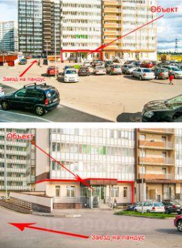 Поиск офисных помещений Охтинский проезд продажа коммерческой недвижимости в подольске и районе