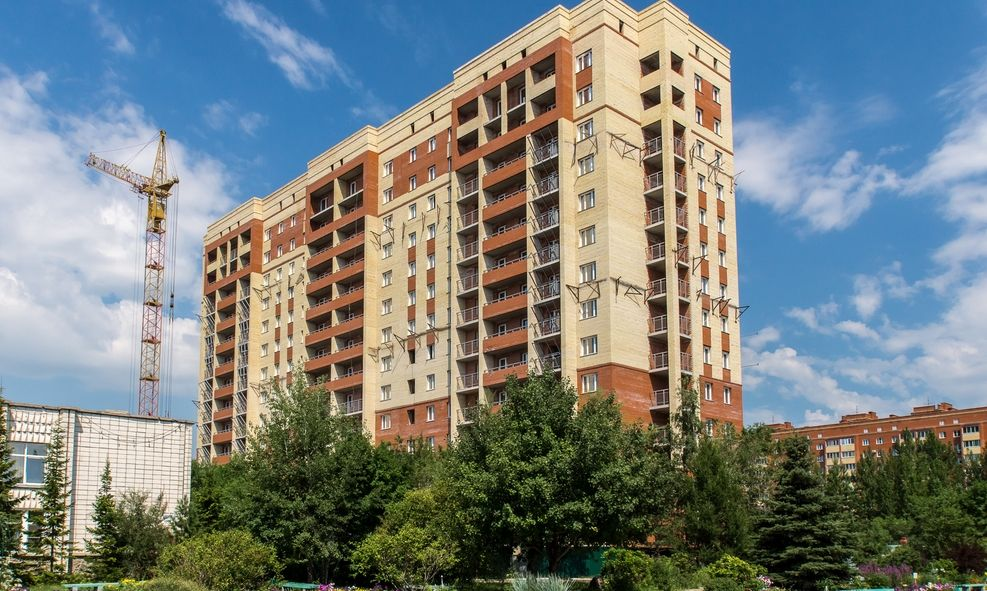 купить квартиру в ЖК на Комарова 13