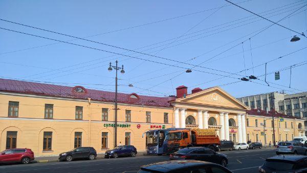 Торгово-офисный комплекс Измайловский Гостиный Двор
