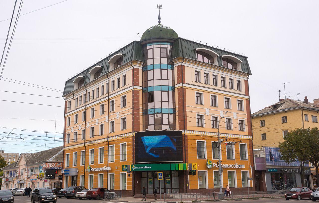 продажа помещений в БЦ на ул. Московская, 31