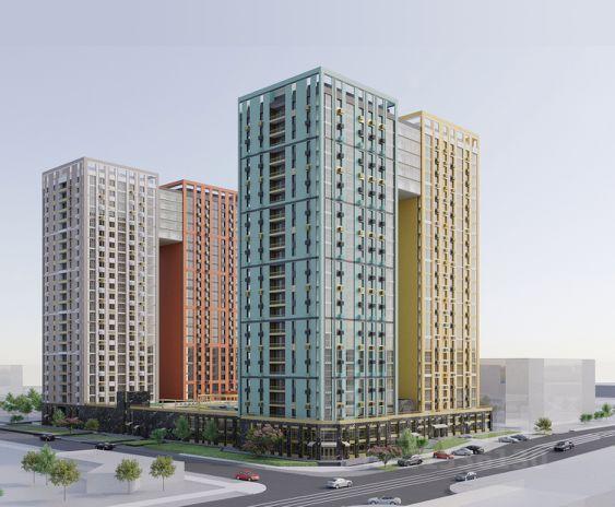 1 018 объявлений - Купить квартиру на улице Луначарского в городе ... e627b19c81f