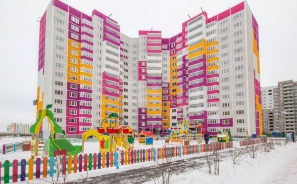 1-я Фотография ЖК «Комарово»