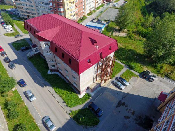 Деловой центр На Чернышевского
