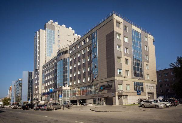 Бизнес-центр На Крылова