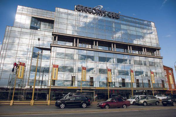 Бизнес-центр Gregory's Palace (Грегорис Палас)